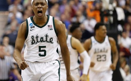 MSU still sitting at #1 in latest NCAA Basketball rankings