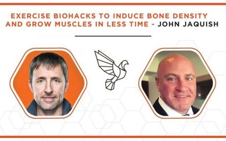 Exercise Biohacks To Induce Bone Density and Grow Muscles in Less Time