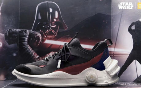 Oct. 9 - The Collabs: Switfish Launches Star Wars Sneakers Featuring Beloved Characters