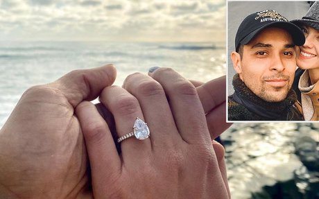 Shane Co. featured in All About the Pear-Shaped Engagement