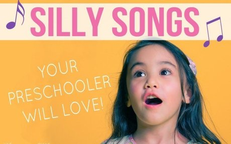 Silly Songs for Preschoolers to Sing Together