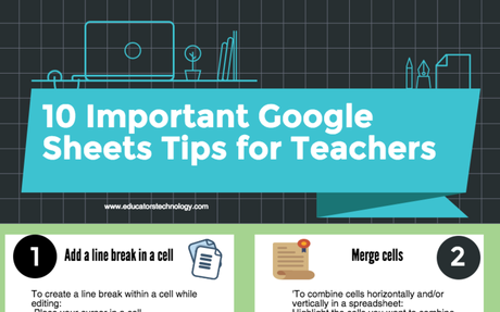 Helpful Google Sheets for Teachers and Educators