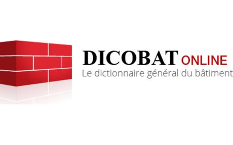 Bâtiment : Dicobat online - Le dictionnaire général du Bâtiment