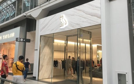 Drake's 'OVO' Brand Continues Canadian Store Expansion with High Profile Location [Photos]