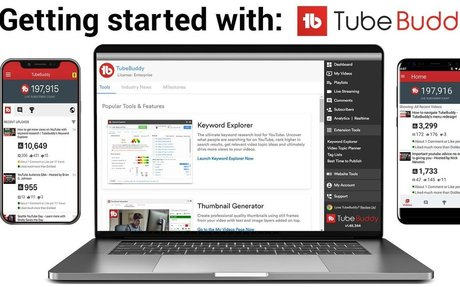 Become a webmaster and earn money with the most opportunities in Webusines - TUBEBUDDY ...