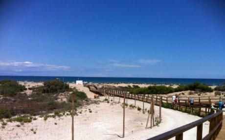 Gran Alacant, leilighet med havutsikt-2 soverom,kun 700m til stranden og 10 min. til fl...