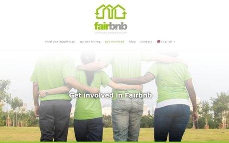 FairBnB - prawdziwe dzielenie się noclegiem kontra Airbnb