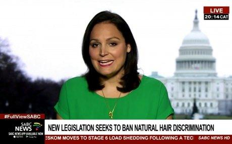 US introducing legislation to ban discrimination against natural hair