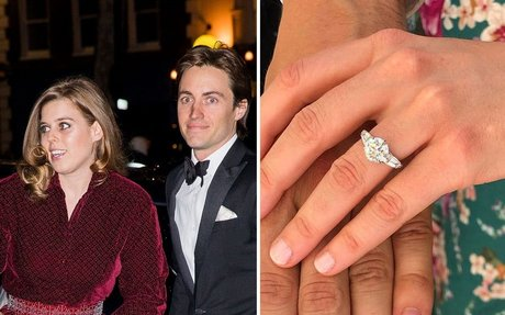 Shane Co. has All the Details of Princess Beatrice's Engagement Ring