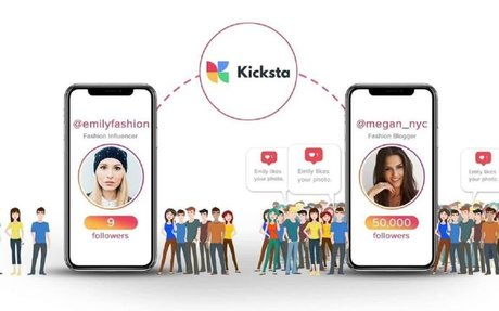 Kicksta is a simple tool used by marketers & influencers to get more real followers on ...