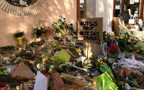 Dader onthoofding Frankrijk vroeg scholieren