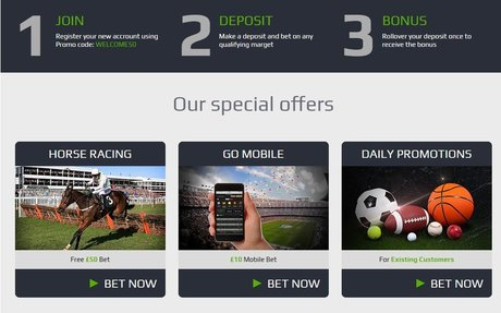 NetBet Sport, best odds with live in-play betting on all major sports.