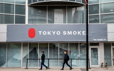 Cannabis Brand 'Tokyo Smoke' Plans Cross-Canada Retail Store Expansion
