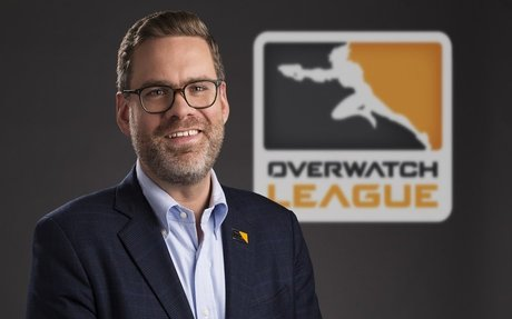 Overwatch League Commissioner Nate Nanzer Departs for Epic Games - The Esports Observer