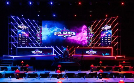 Dubai to host the World Finals of the GIRLGAMER E-Sports Festival