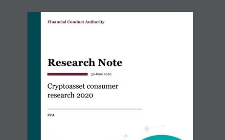 FCA Cryptoasset Consumer Research - Jun 2020