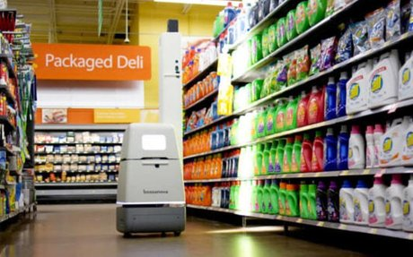 BRAND HIGHLIGHT // Walmart's Robot Army Has Arrived