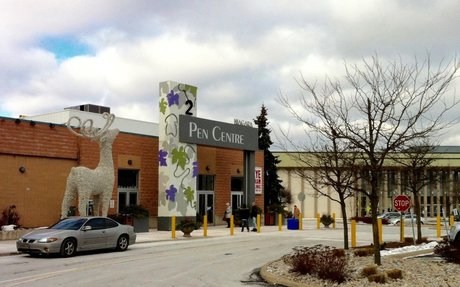'Pen Centre' in St. Catharines Upgrades Including New Tenants for Target & Sears Boxes