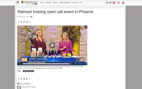 Walmart hosting open call event in Phoenix