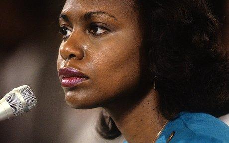 How Anita Hill's Testimony Made America Cringe—And Change