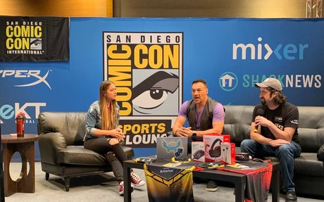 The SDCC19 Esports Lounge livestream reached nearly 750,000 viewers, raised $20,000 for...