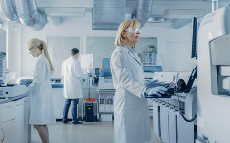 No time to waste - Drug development sped up with AI