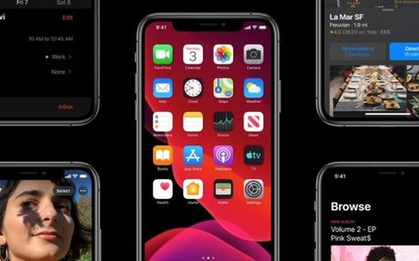 Apple iOS 13 is coming on Sept. 19