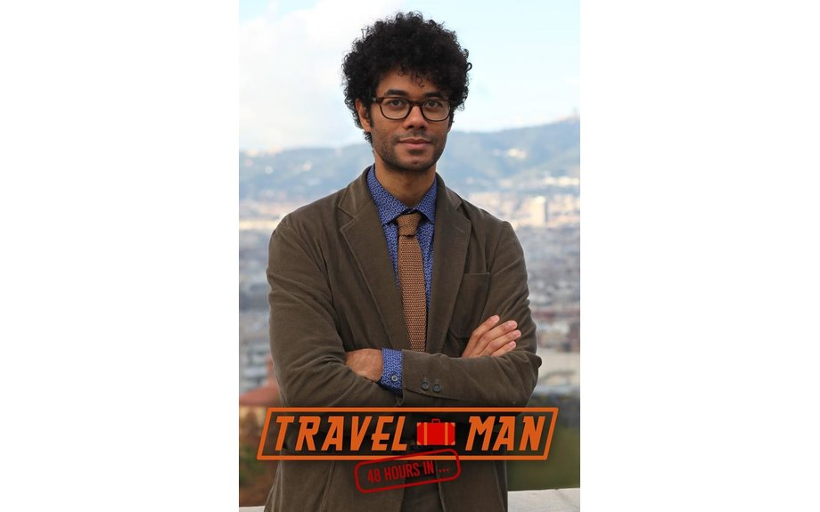 Watching: Travel Man