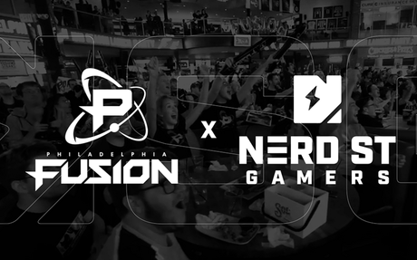 Nerd Street Gamers to produce Philadelphia Fusion's homestand weekends