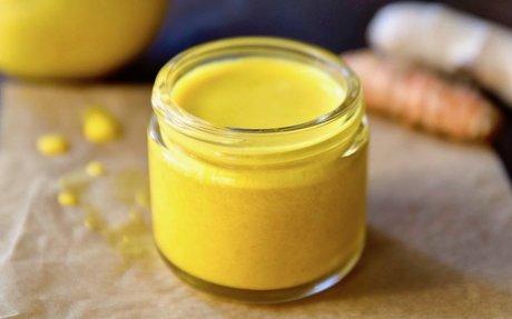 Lemon Ginger Turmeric Dressing