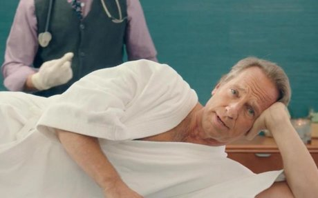 Dirty Good Job: Mike Rowe gets a prostate exam on camera
