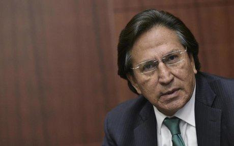Alejandro Toledo seguirá en la cárcel