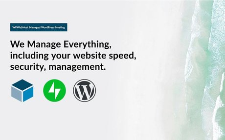 Managed WordPress Hosting for Bloggers & Web Designers | WPWebHost