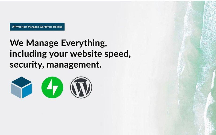 Managed WordPress Hosting for Bloggers & Web Designers   WPWebHost