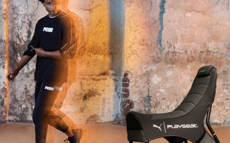 PUMA Heads to Esports with Playseat Collab