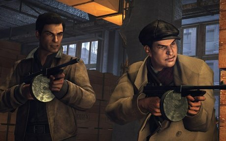 Mafia II: Definitive Edition Appears to Launch on PS4 Next Week