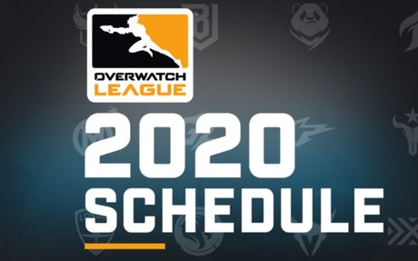 Overwatch League Teams Announce Homestand Venues for 2020