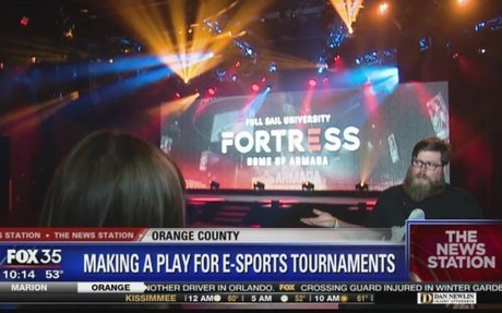 Orlando launches push to lure esports events