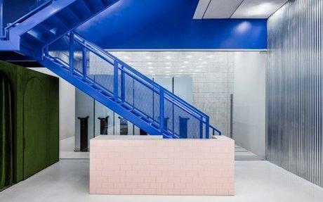 DESIGN // Virgil Abloh and AMO Design Flexible Flagship Store In Miami