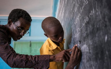 Education Think Pieces - UNICEF