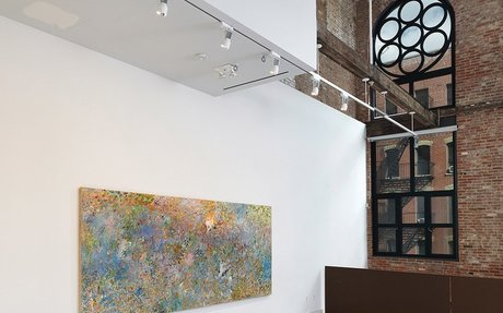 Pat Passlof's Abstraction Kept Evolving as New York and Its Art Scene Changed Around Her