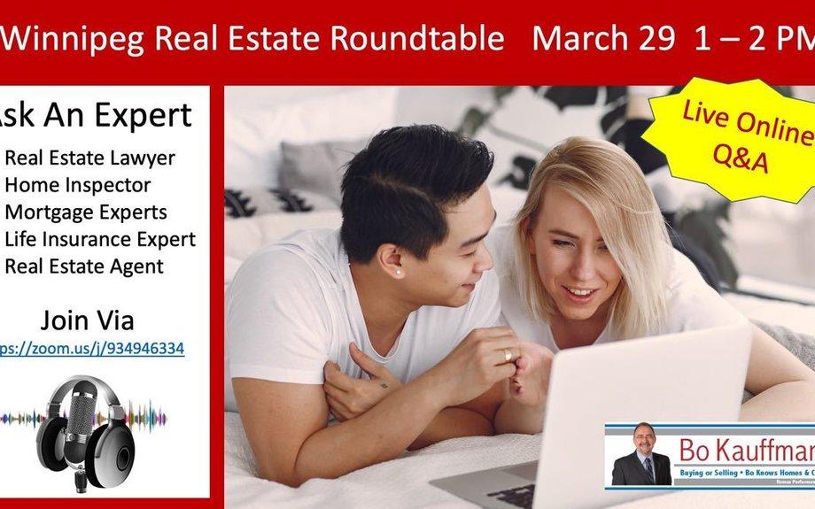 Winnipeg Real Estate Q&A - Experts Discussin Real Estate