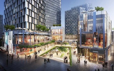 RETAIL // Can China's Mixed-Use Development Model Save US Department Stores?