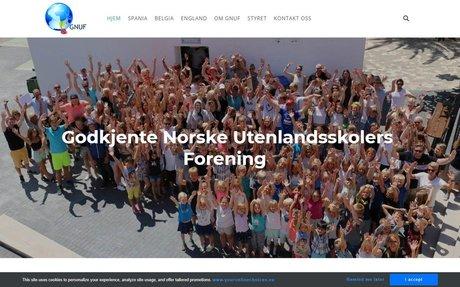 GNUF - Godkjente Norske Utenlandsskolers Forening