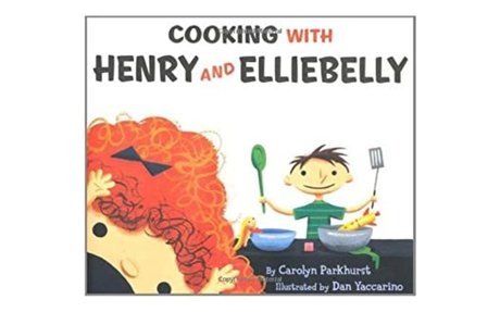 *Cooking with Henry and Elliebelly