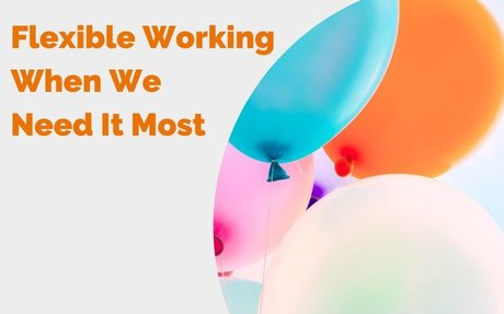 Flexible Working When We Need It Most #LifeAtTribal