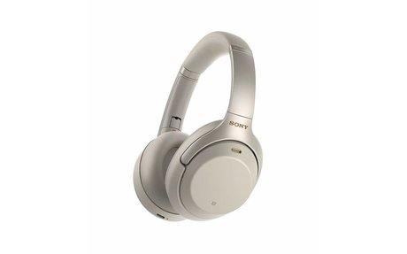 SONY NOISE CANCELLING HEADPHONES 🎧
