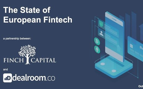 2019-10 Dealroom Report: The State of European Fintech