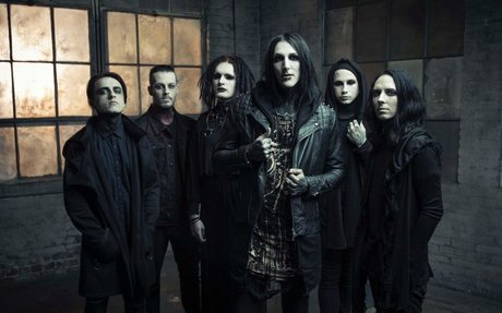 Motionless In White open album artwork contest to fans