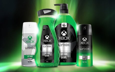 Microsoft is making Xbox body wash